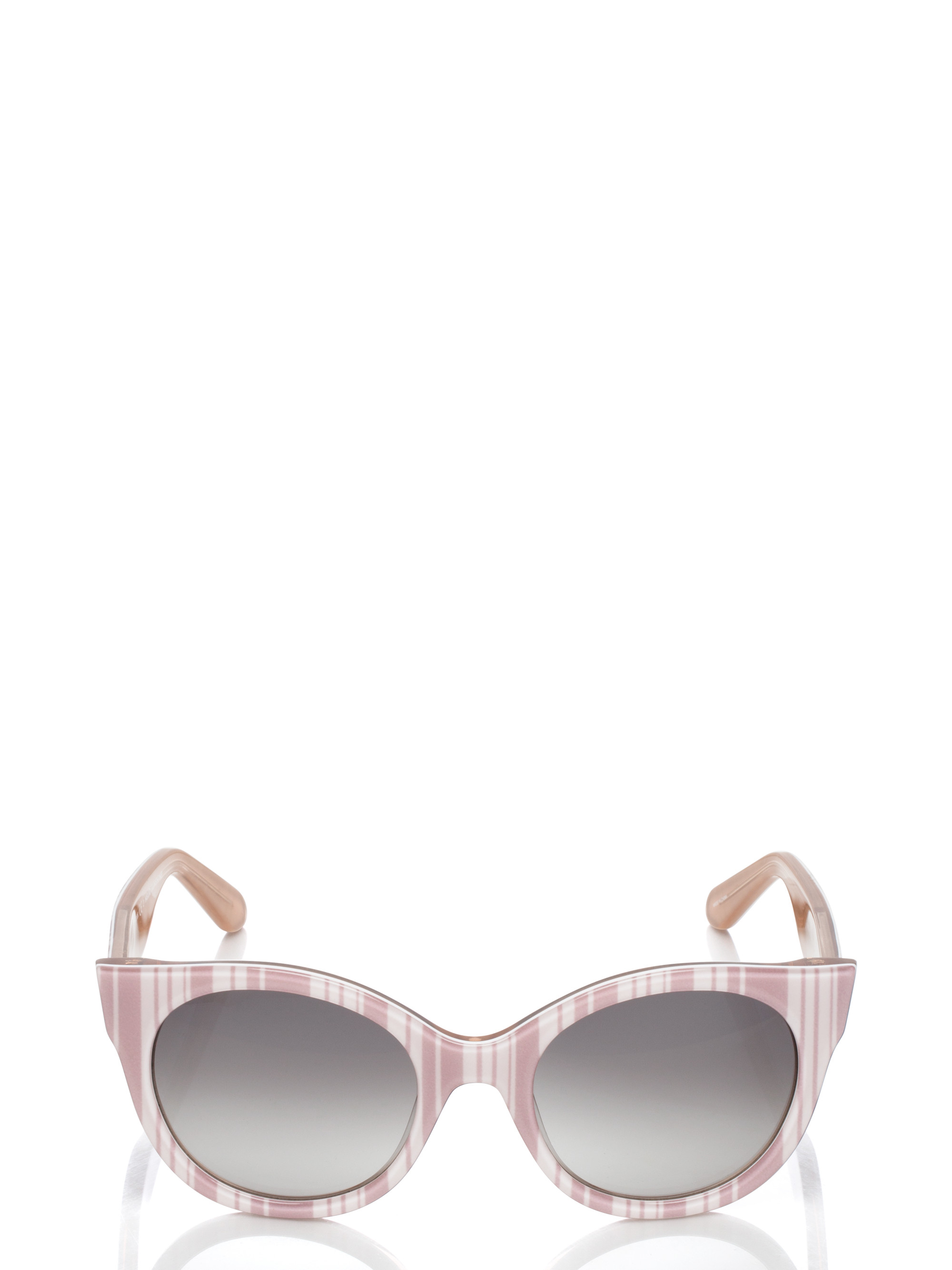 65f1c7ed6c7c Kate Spade Melly Sunglasses in Natural - Lyst