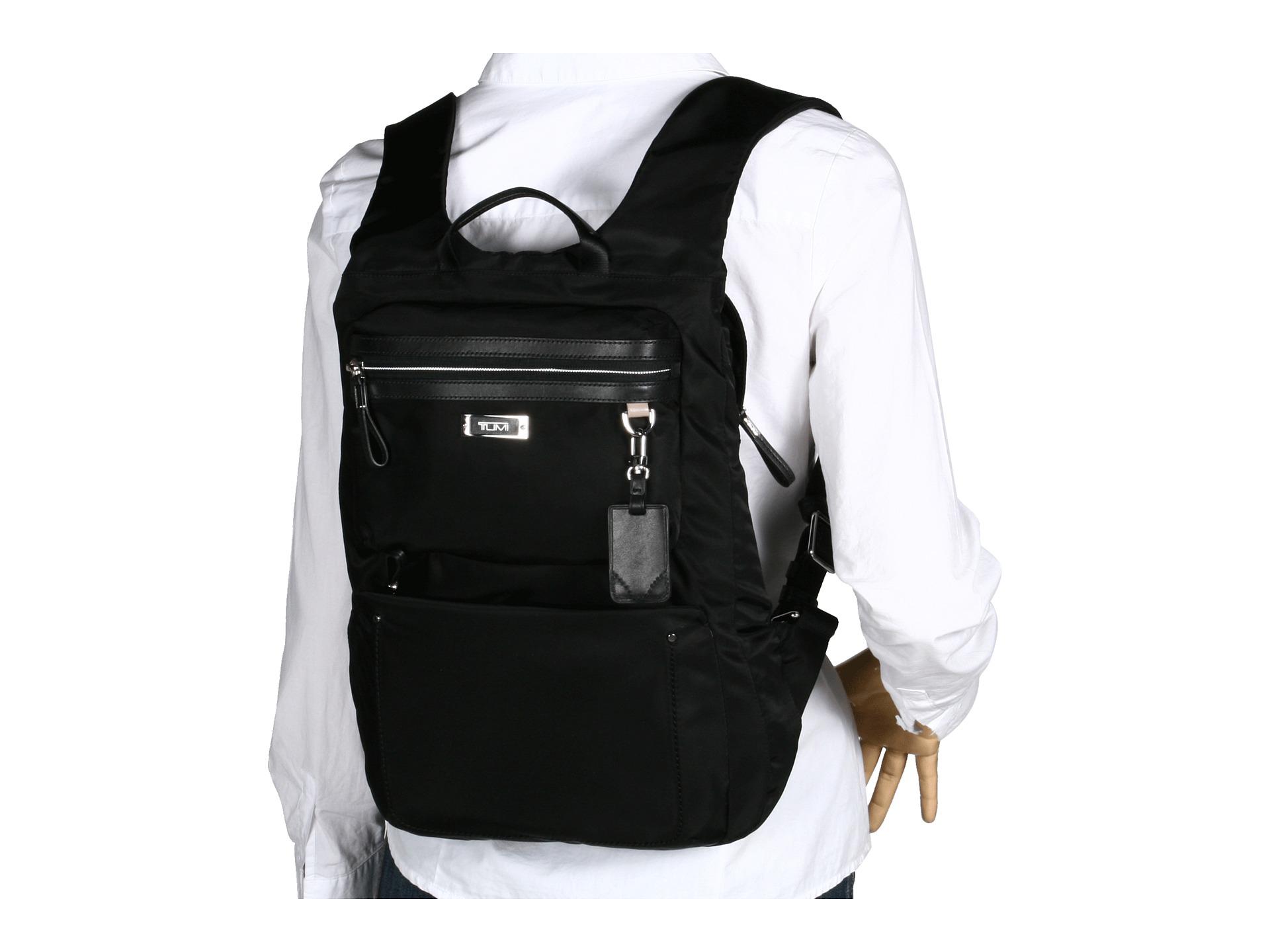 Lyst Tumi Voyageur Bali Backpack In Black