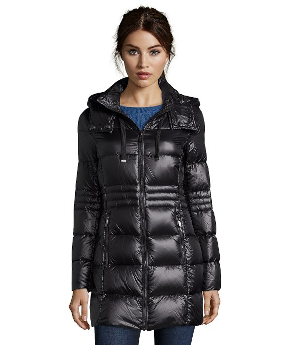 Dkny Quilted Coat