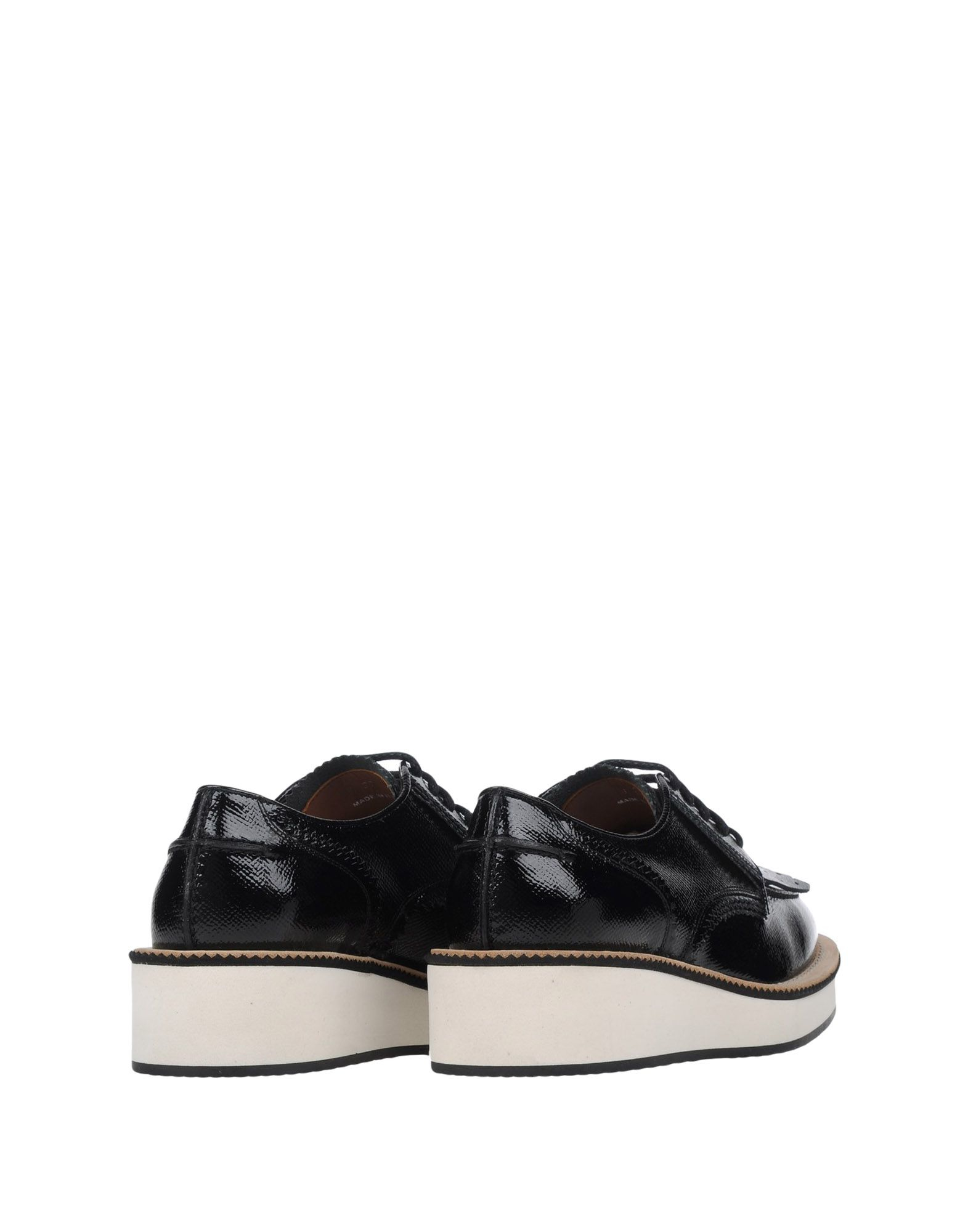 givenchy lace up shoes in black lyst
