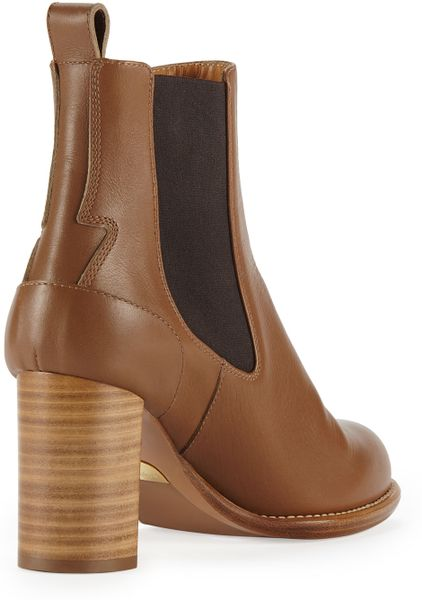 Creative Light Brown Faux Leather Scrunch Cuffed Flat Boots Style Shoes Boots