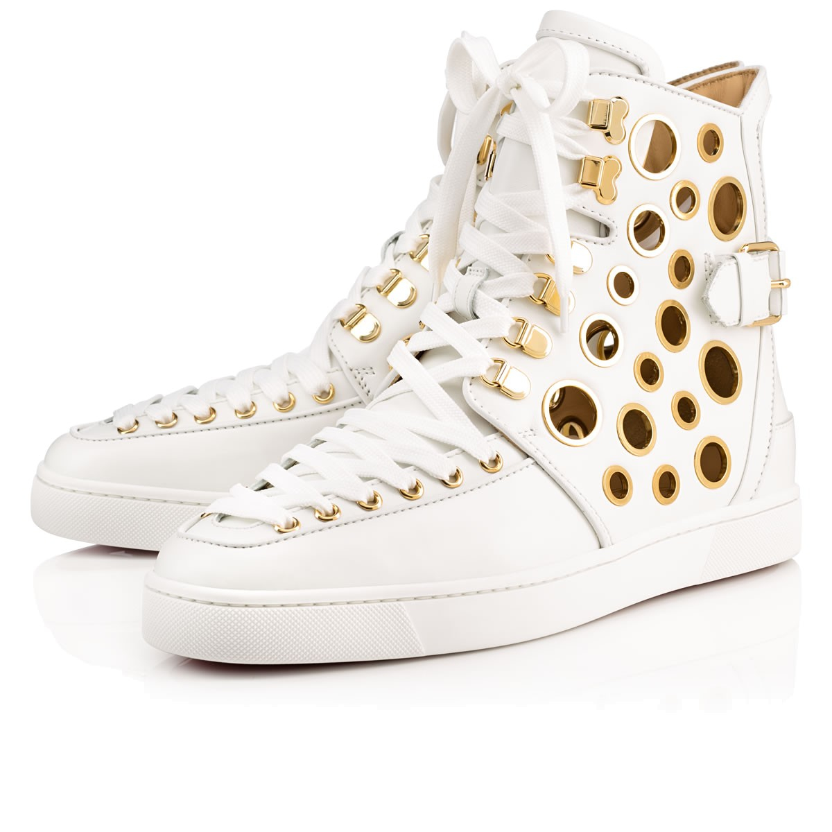christian louboutin alfie sneakers