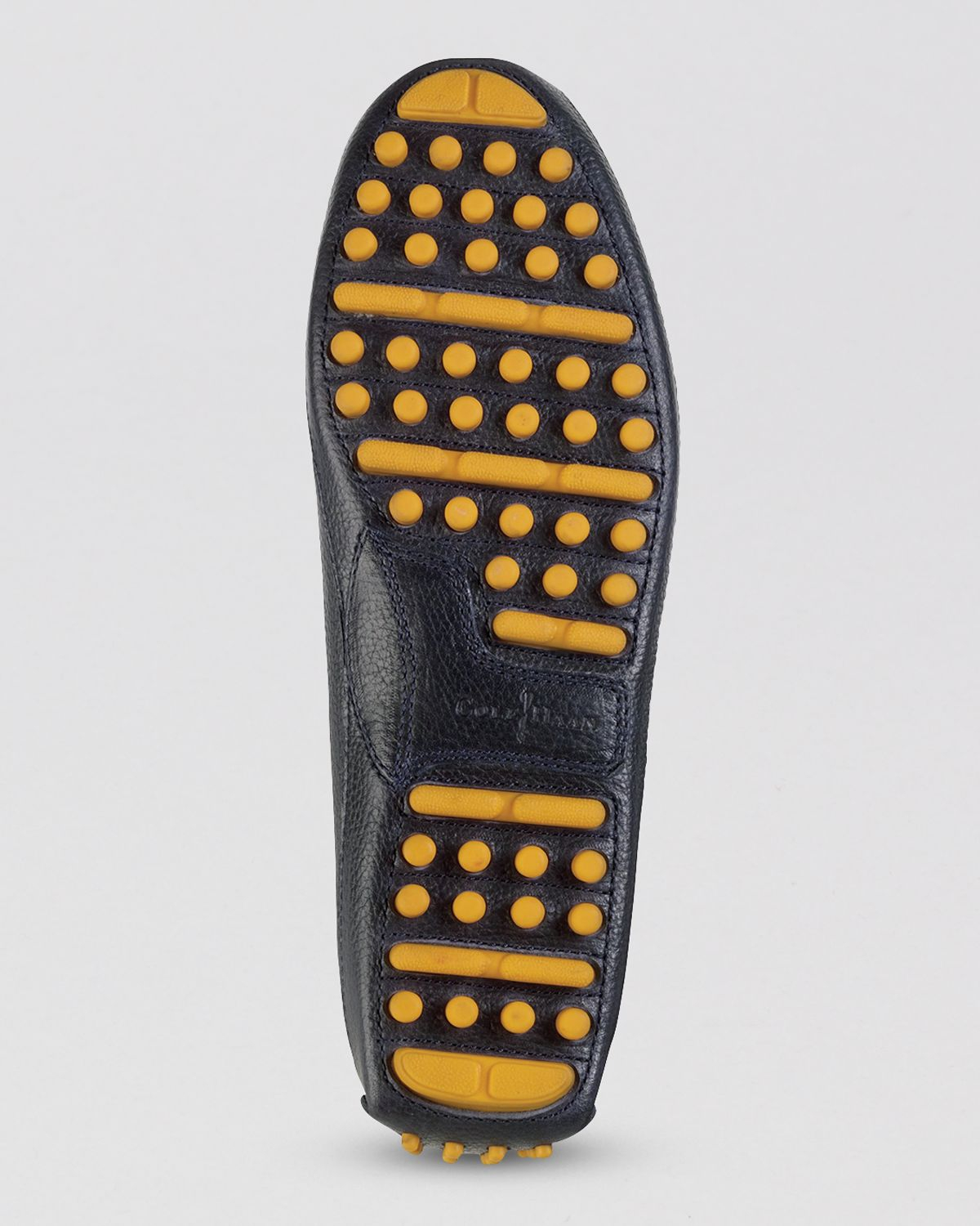 Cole Haan Grant Canoe Penny Driving Loafers in Blue for ...