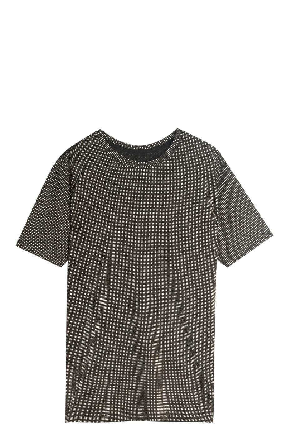 Lyst Rag Bone Small Spot T Shirt In Black For Men