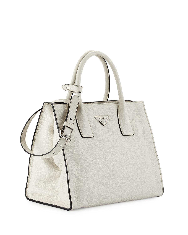 prada small accessories - prada galleria bag marble gray + white + baltic blue