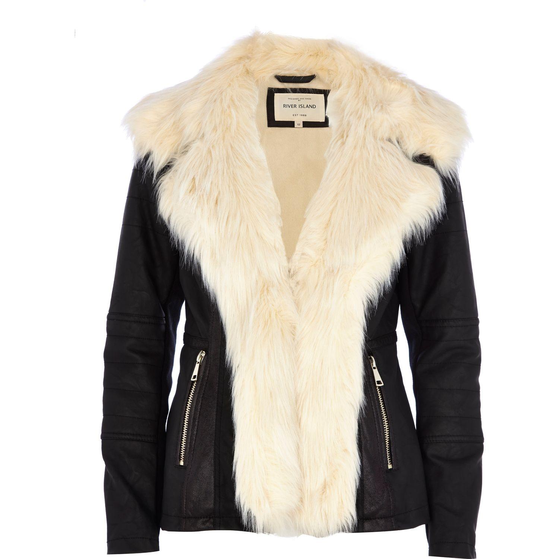 River Island Fur Coats Jackets - Tradingbasis