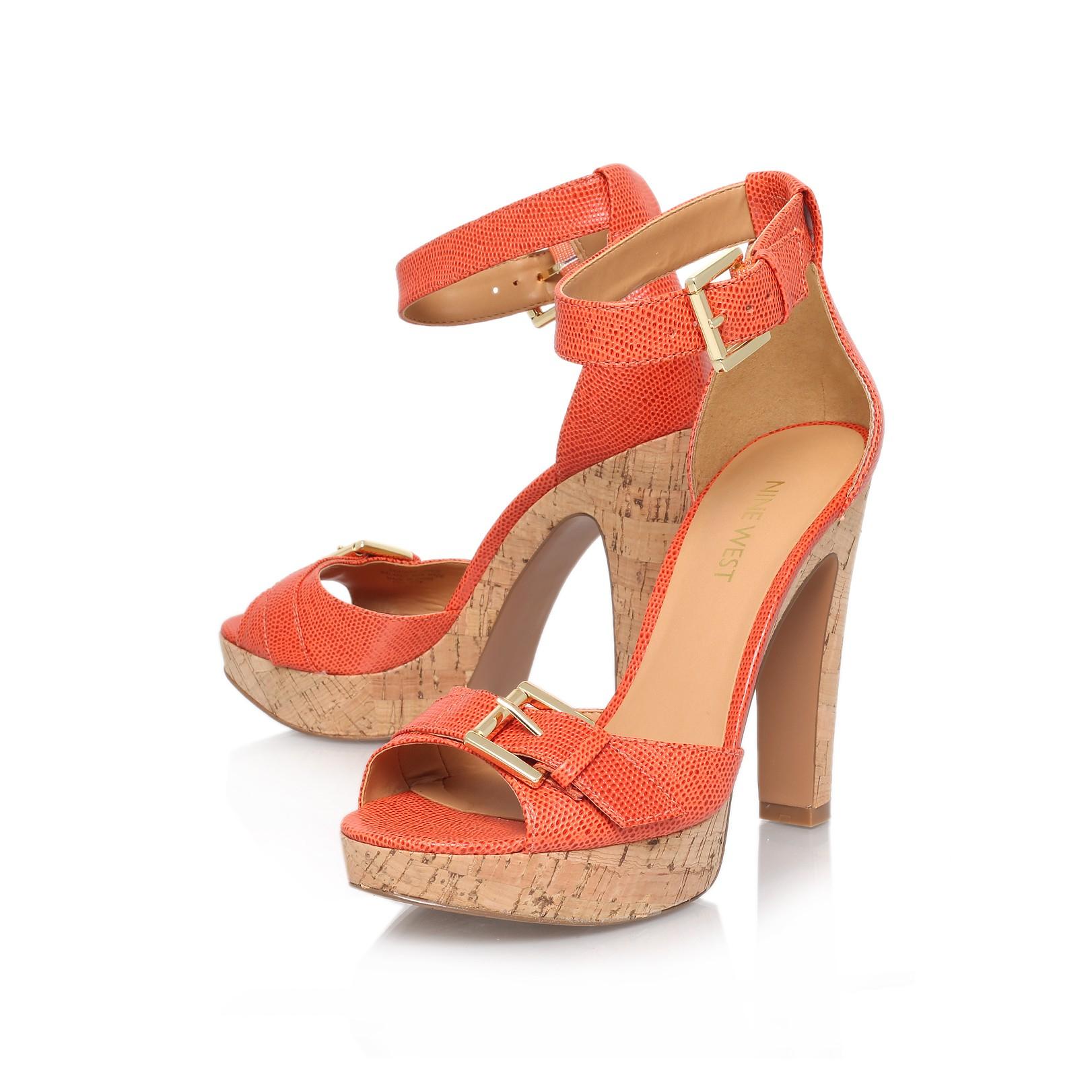 Nine West White Court Shoes