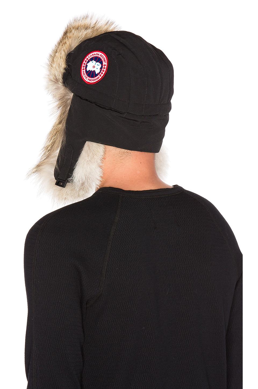 canada goose womens bobble hat