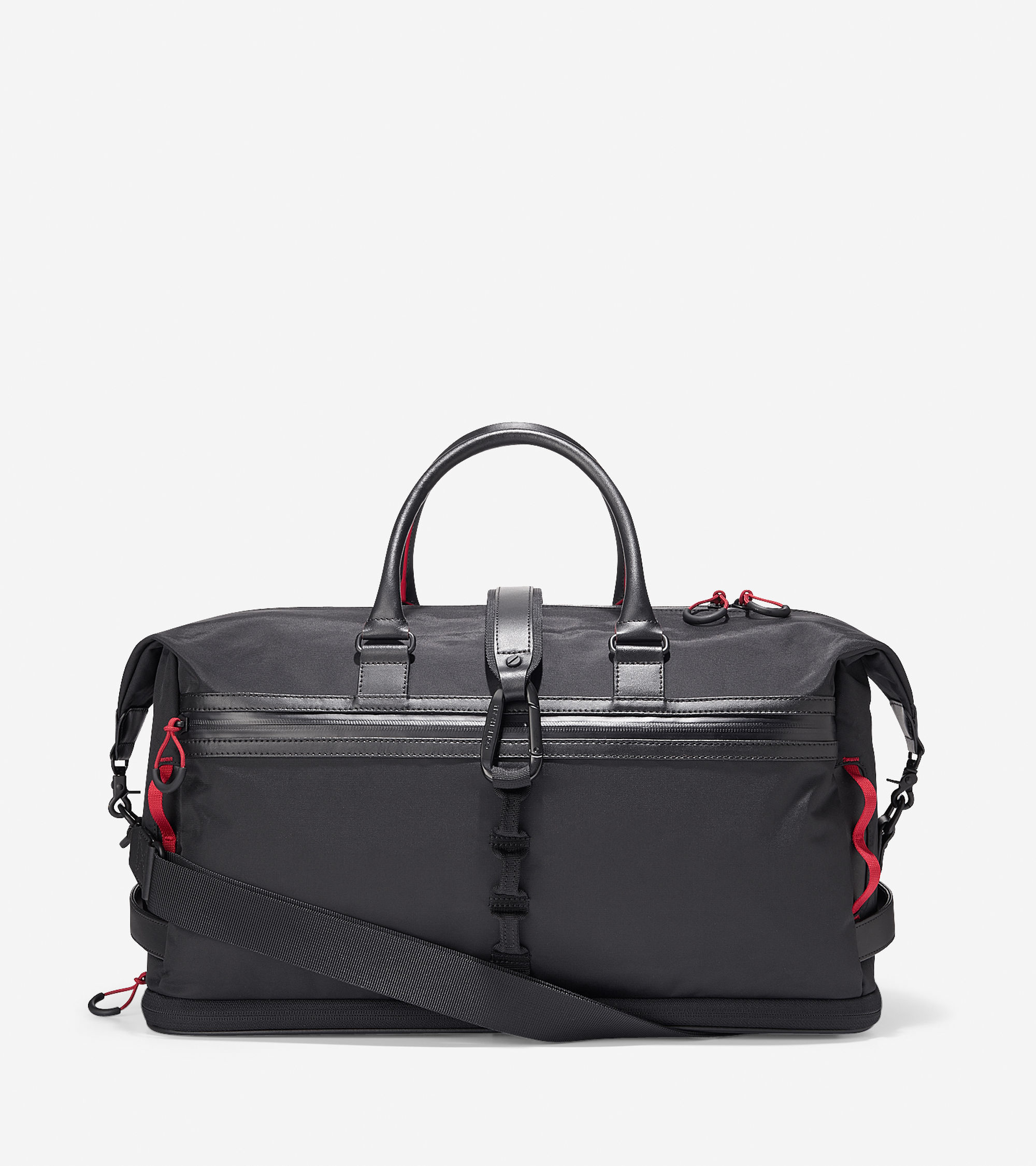 Cole haan Houston Duffle in Black for Men | Lyst