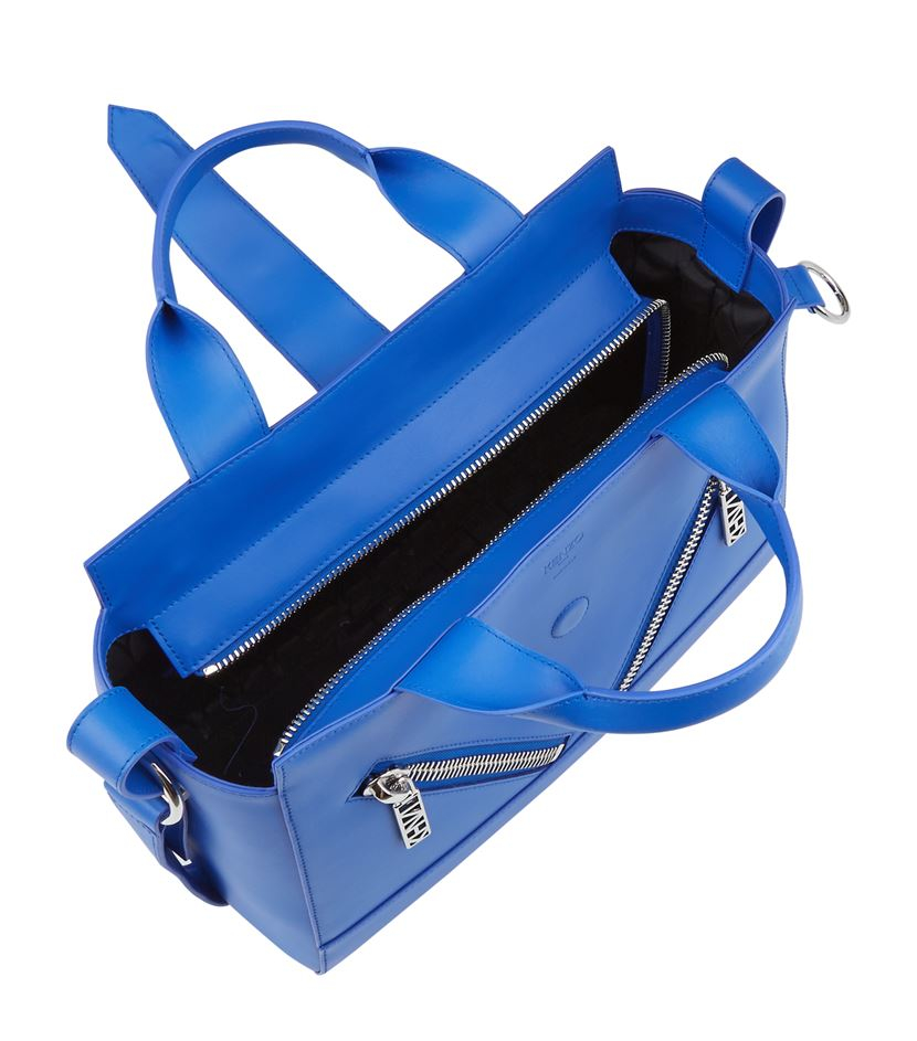 b03f54f0 Kenzo Kalifornia Medium Tote Handbag in Blue - Lyst
