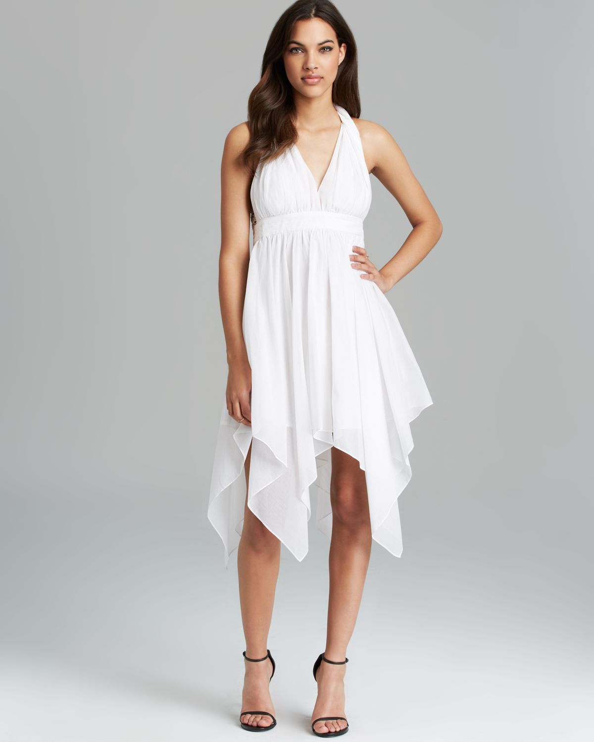 White dress crochet - Gallery Previously Sold At Bloomingdale S Women S Crochet Dresses Women S White Cocktail Dresses
