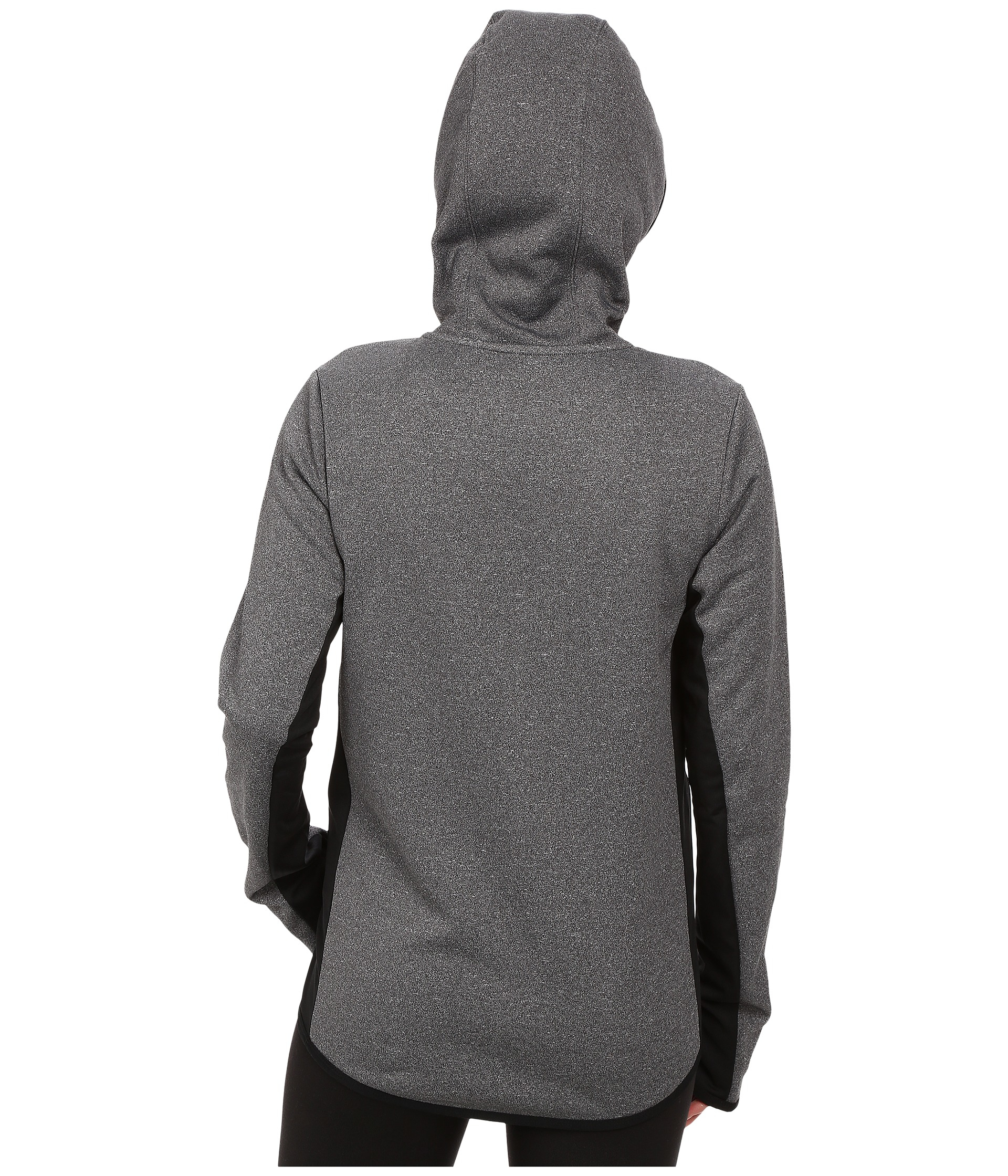 Nike All Time Tech Pullover Hoodie in Black | Lyst