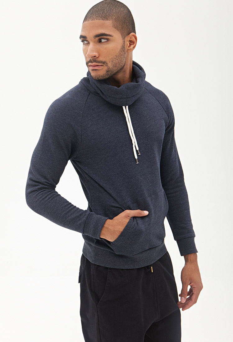 Forever 21 Cowl Neck Sweatshirt You've Been Added To The Waitlist ...