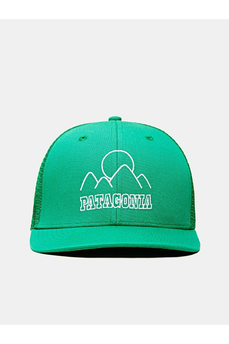 Lyst - Patagonia Trucker Hat in Green for Men 2e114ca7116