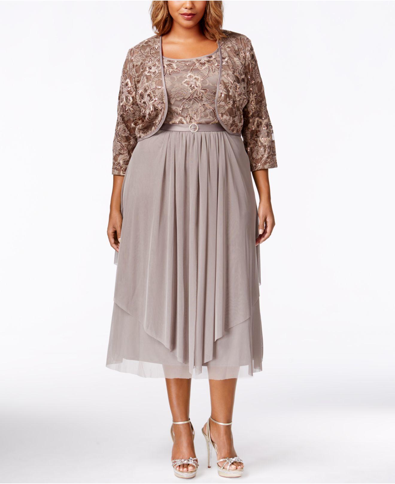 R m richards maxi dress quarter