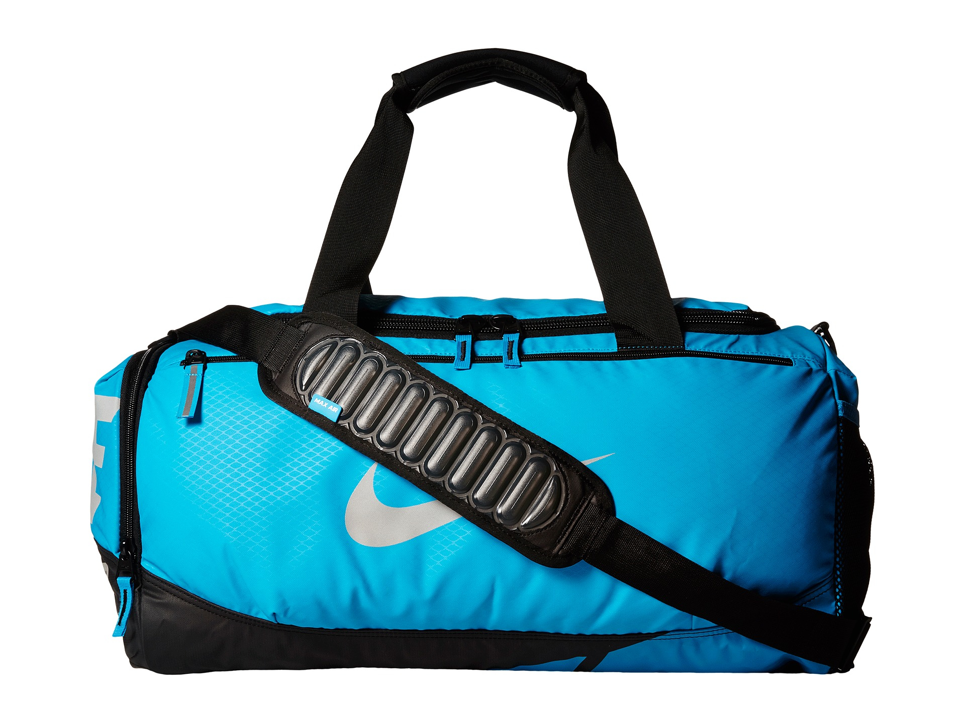 nike air max vapor duffel bag blue