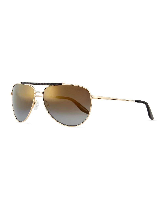 polarized mirrored aviator sunglasses cl0k  Gallery