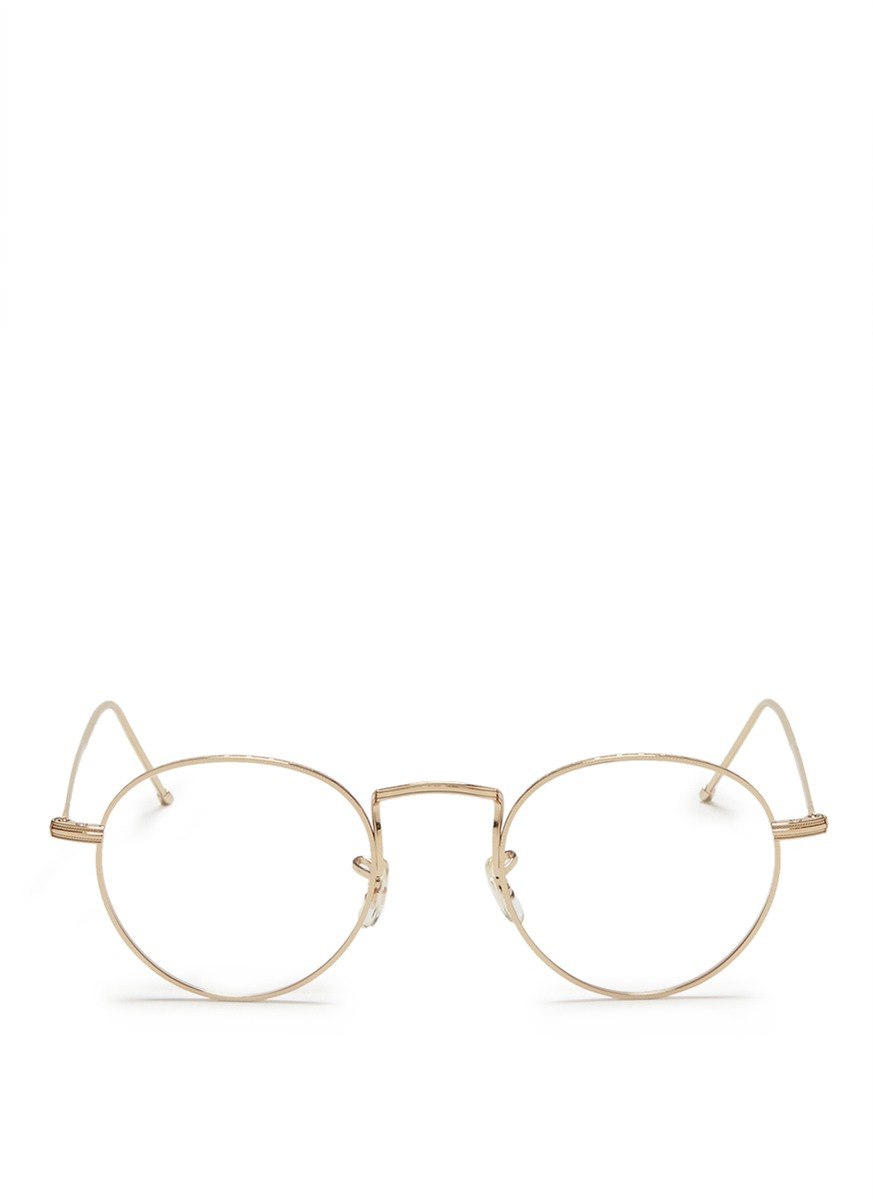 Sunday somewhere wilson Etched Metal Frame Optical ...