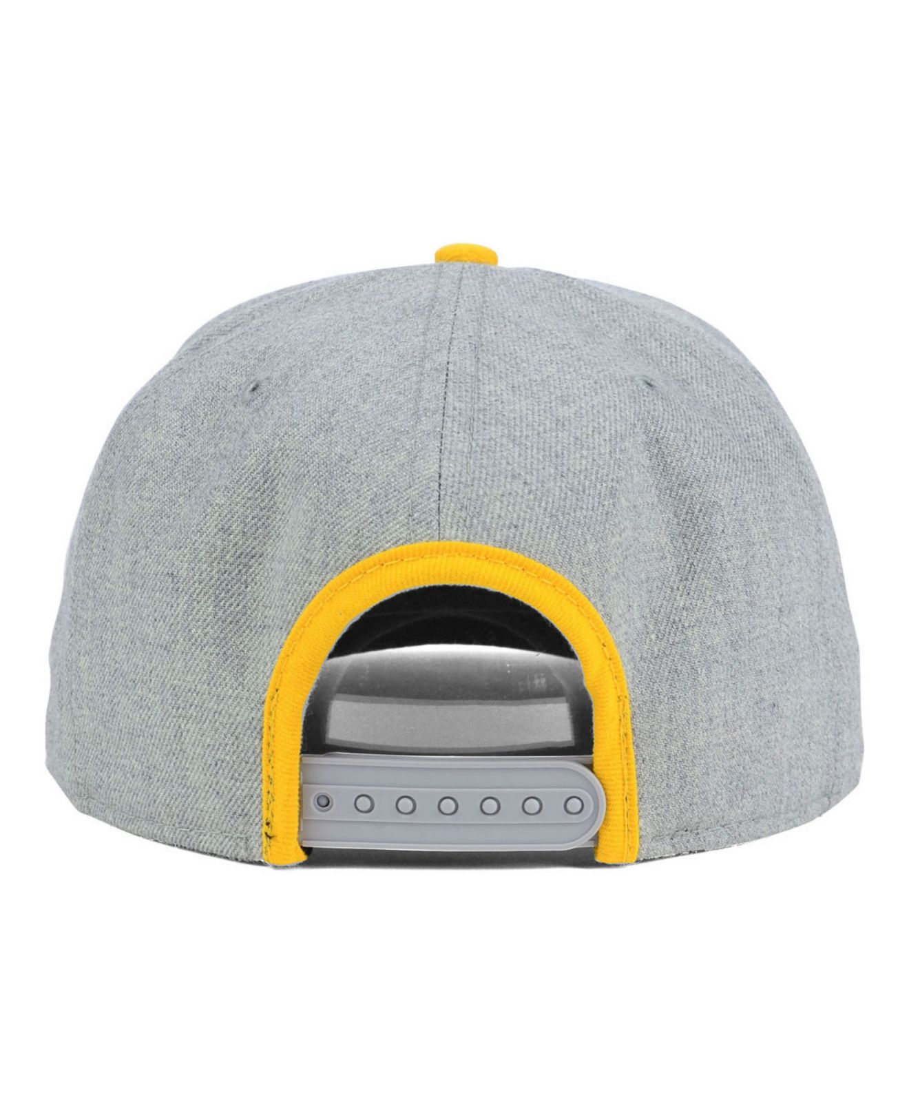 d961816a941 Lyst - KTZ Pittsburgh Steelers Property Of Snap 9fifty Snapback Cap ...