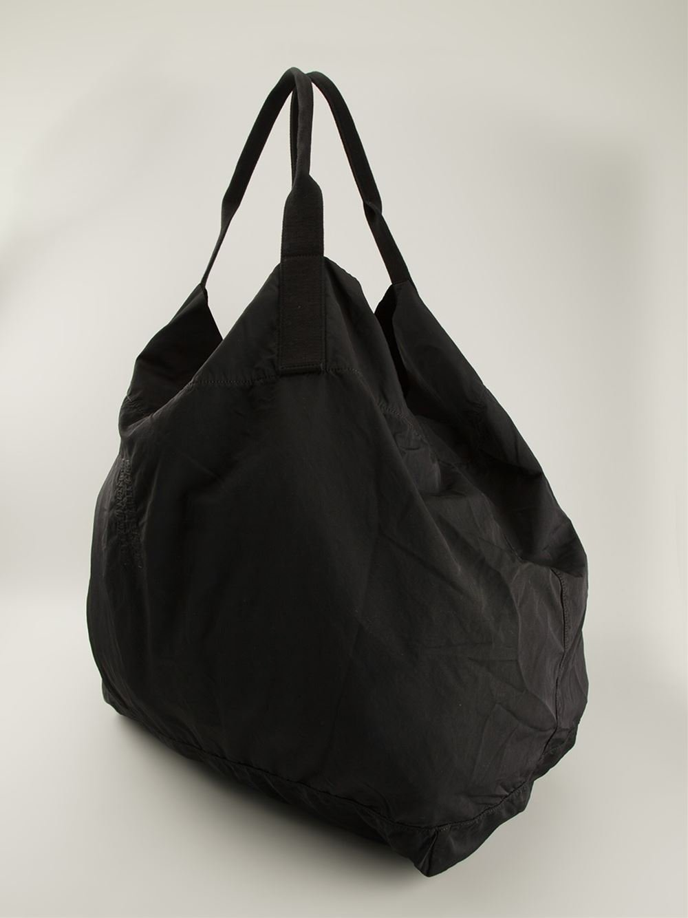 Drkshdw by rick owens Oversized Slouchy Tote Bag in Black | Lyst