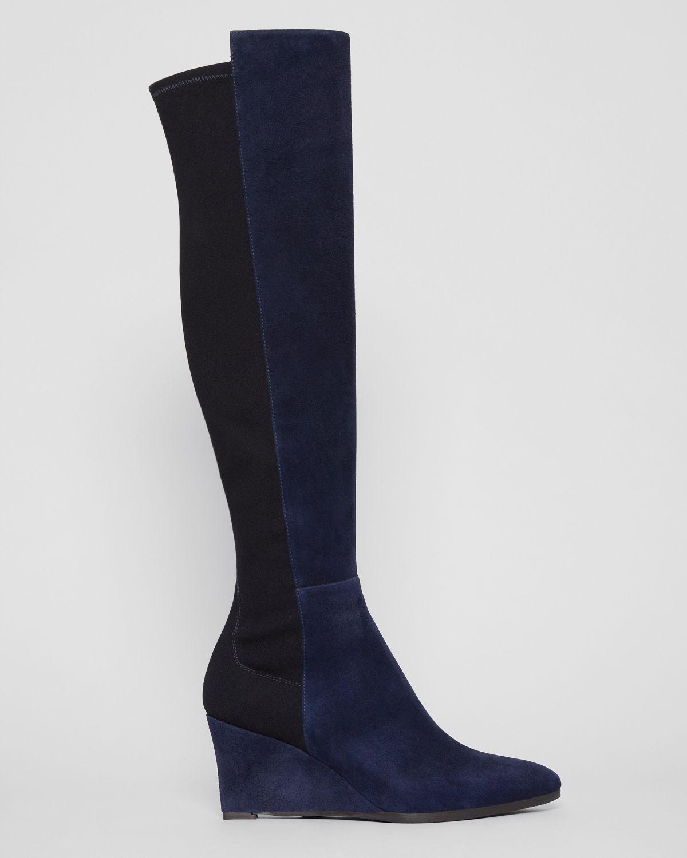 Stuart Weitzman Eloise Suede Tall Boots cTG1qO18Li