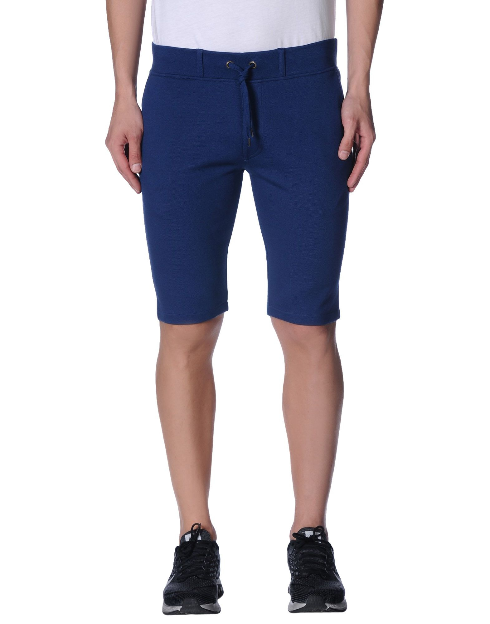Le coq sportif Bermuda Shorts in Blue for Men (Dark blue ...