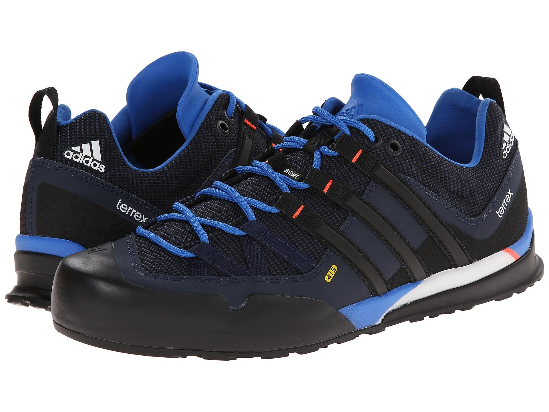 Adidas Terrex Solo Shoes Blue