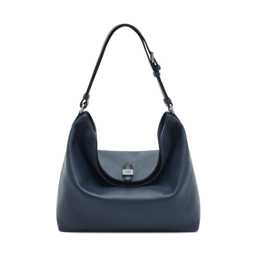 bc5326a8ba ... coupon code for mulberry tessie hobo bag in blue lyst 5fdc3 ad78a ...