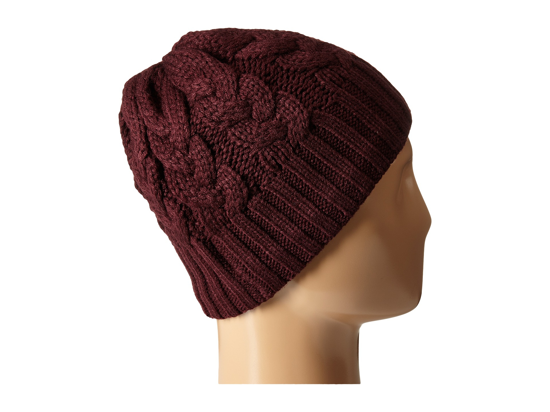9dcc079d042 Lyst - Under Armour Ua Around Town Beanie in Purple for Men