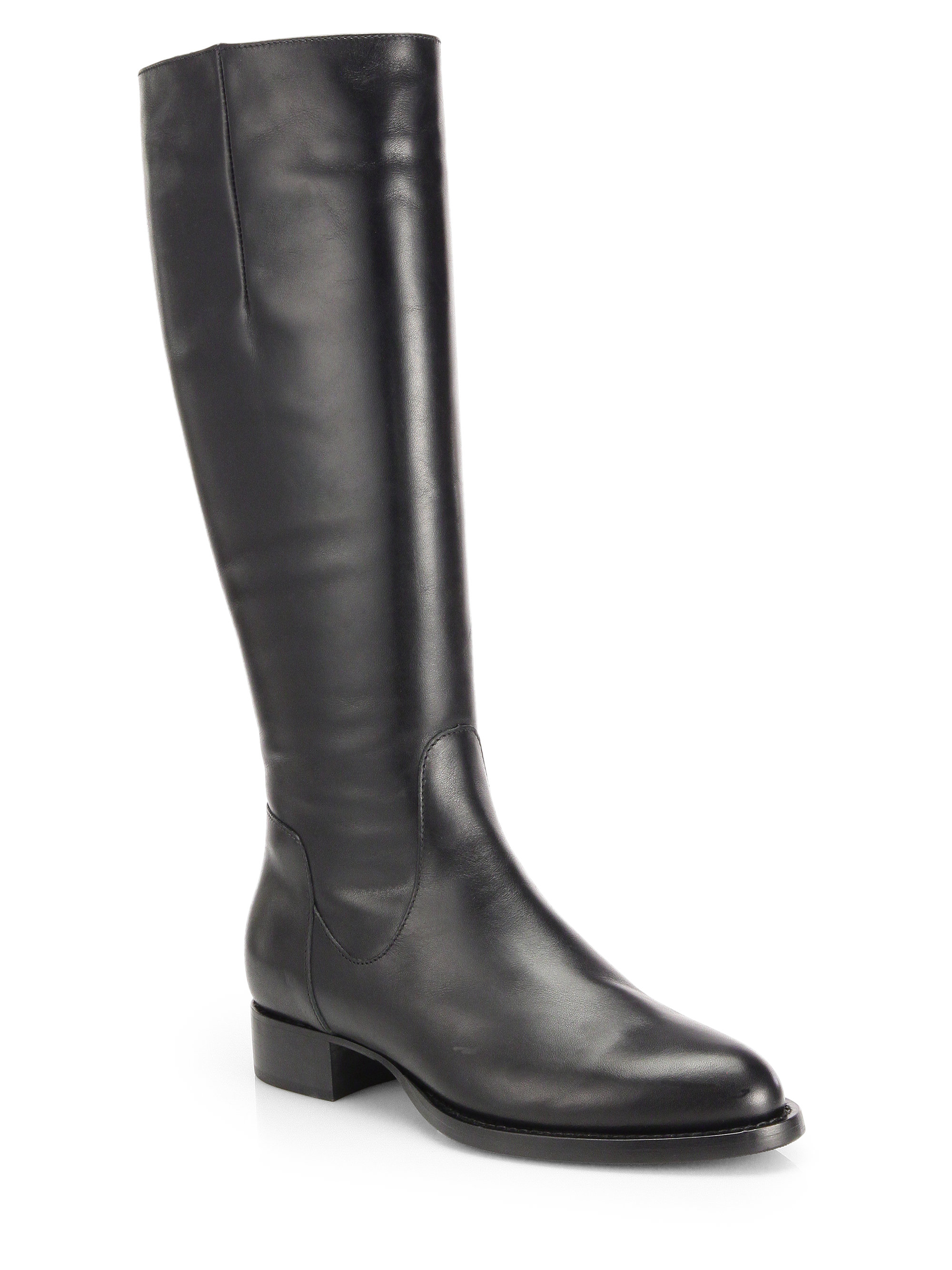 Aquatalia Leather Knee-High Boots discount fast delivery with paypal free shipping 3OawCrh9G