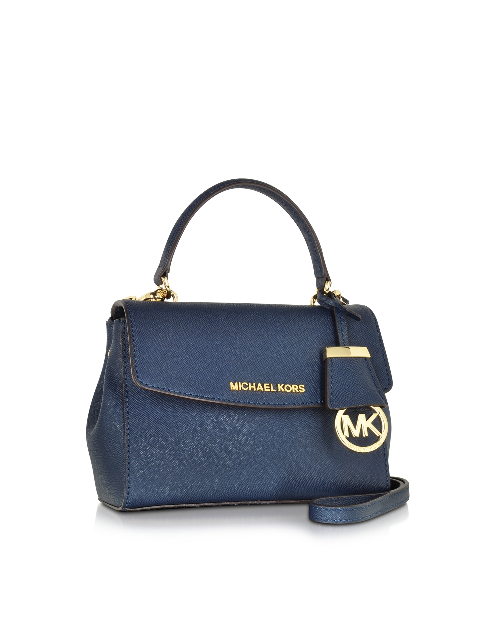 438aff099a50 Extra Small Leather Crossbody Bag. Michael Kors Ava Extra Small Saffiano ...