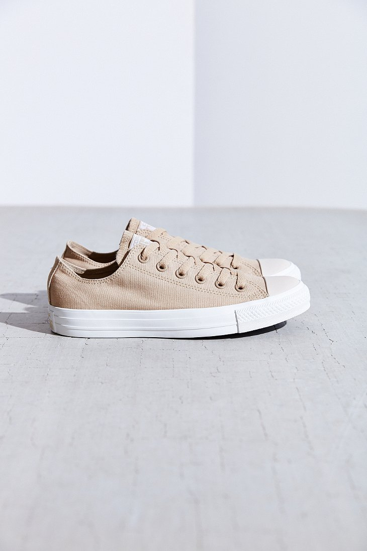 converse chucks beige low