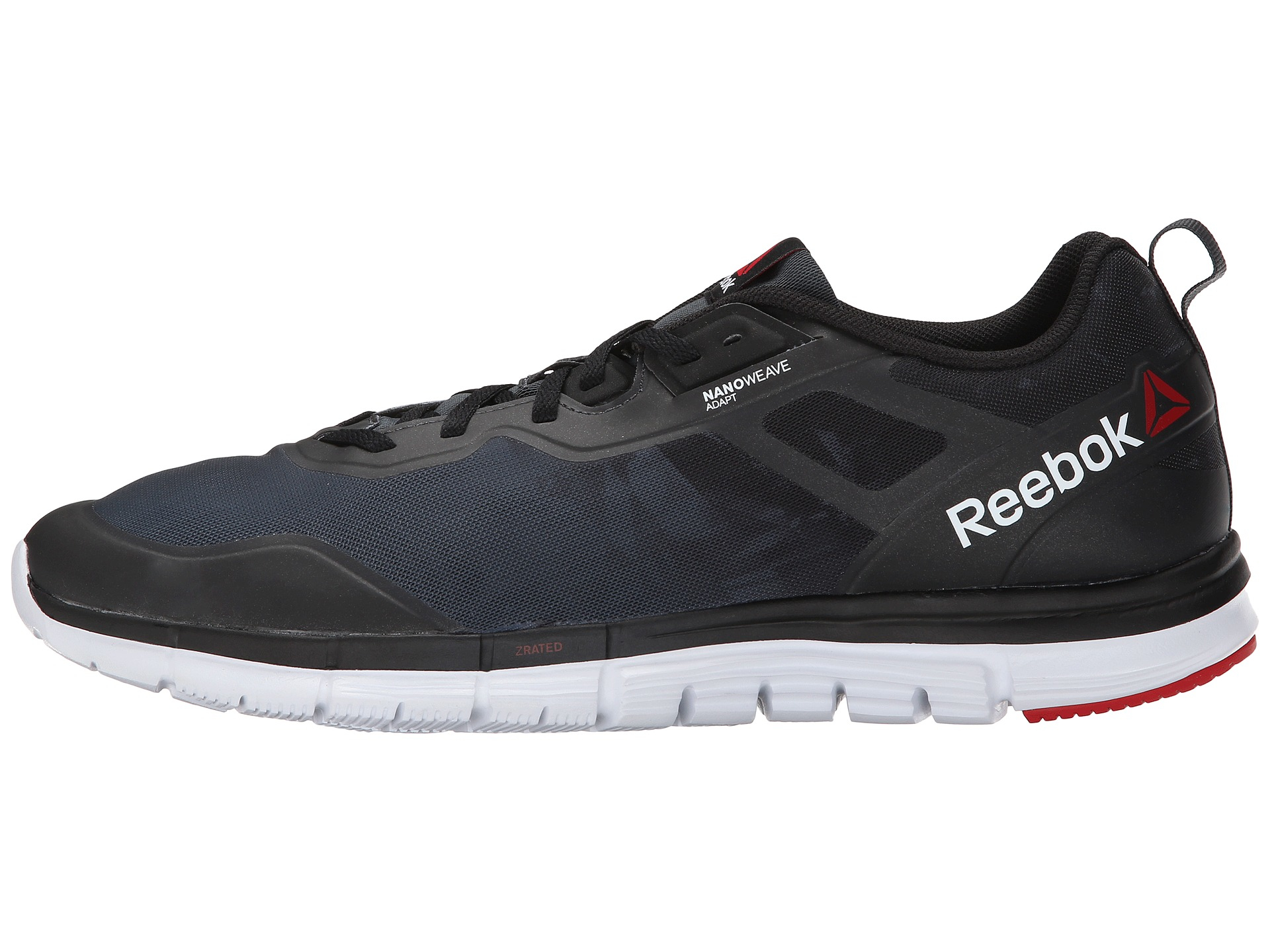 878f1a2a1d0757 Lyst - Reebok Zquick Tempo Soul in Black for Men