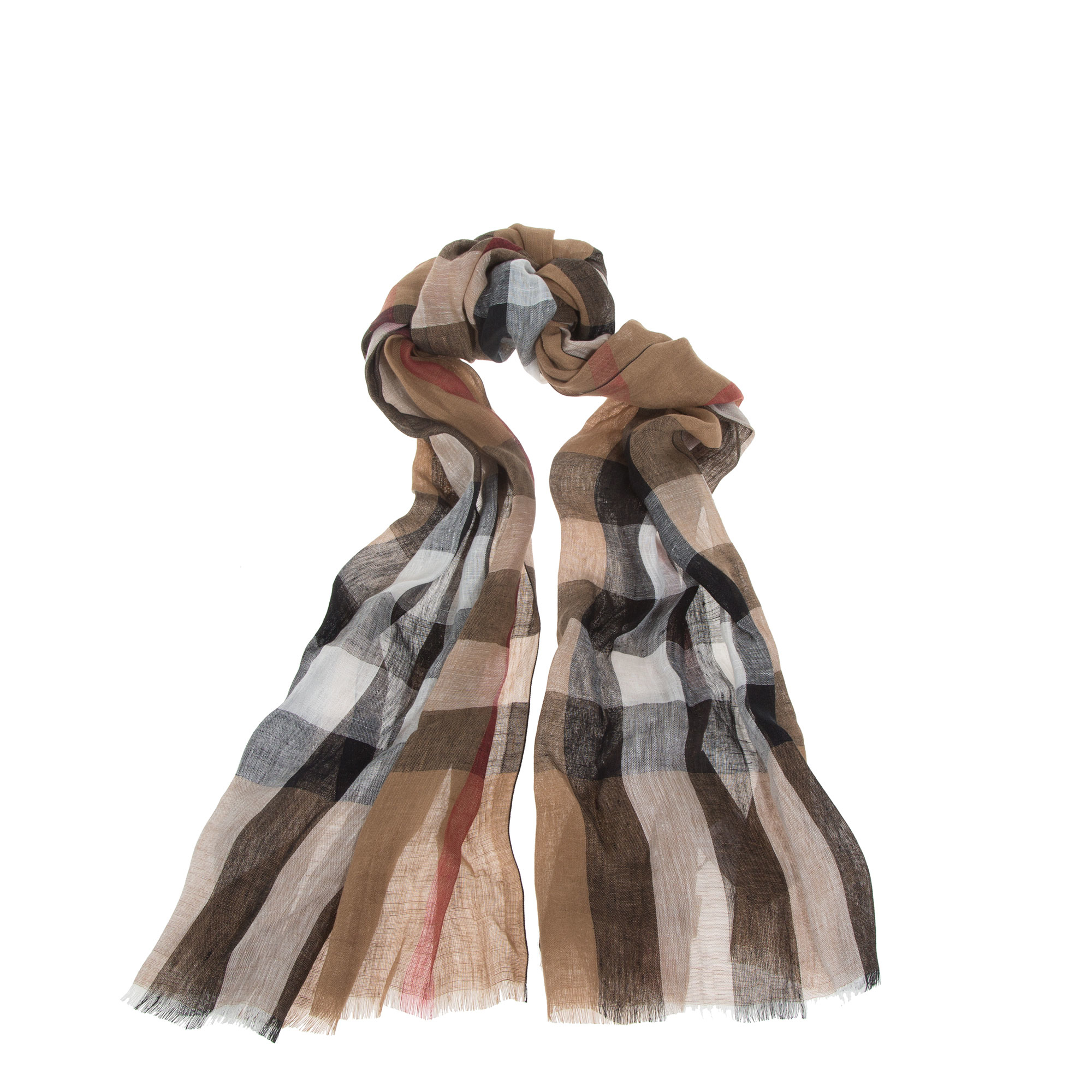 how to wear a mens burberry scarf
