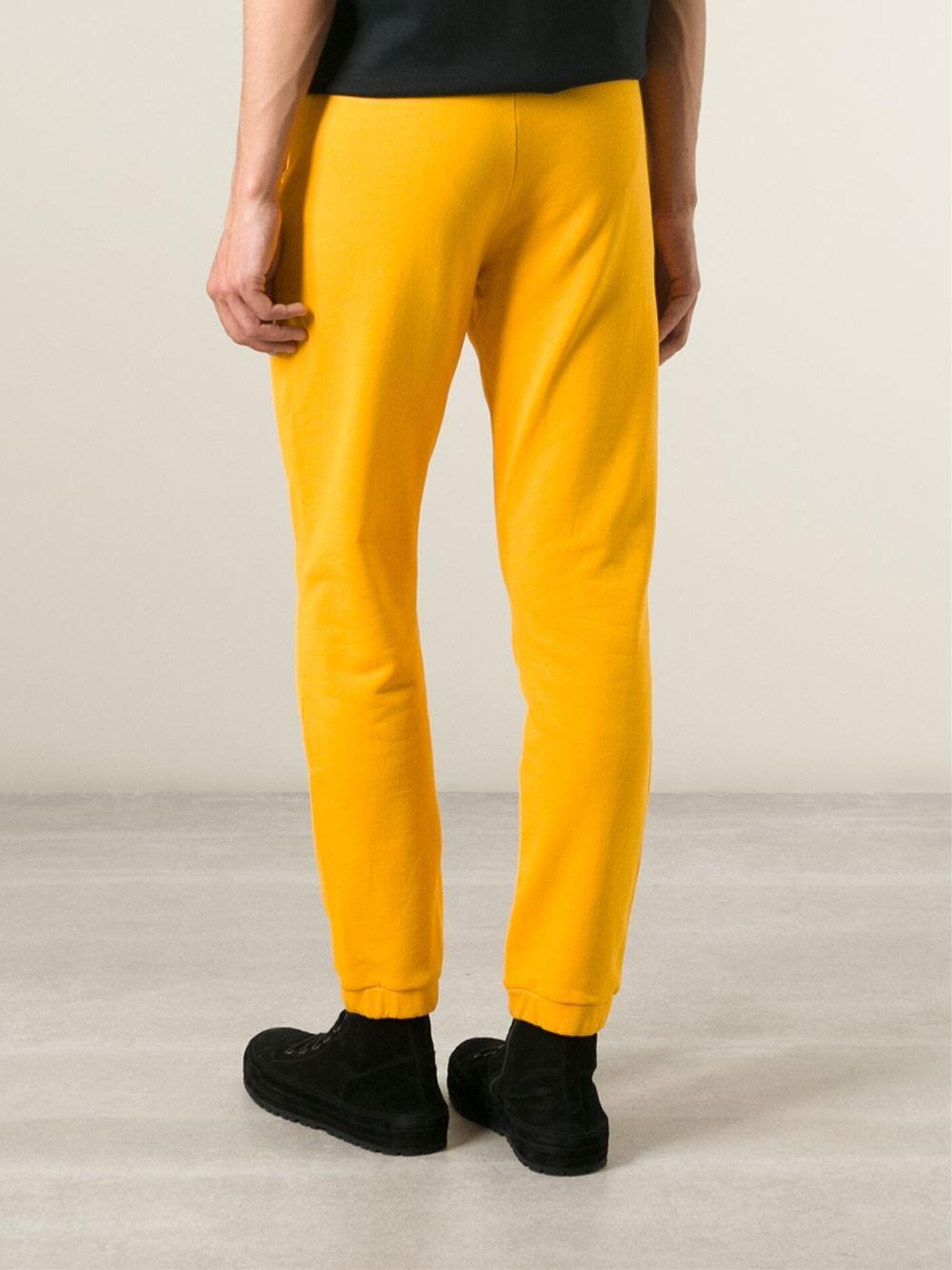 White Jean Shorts For Men