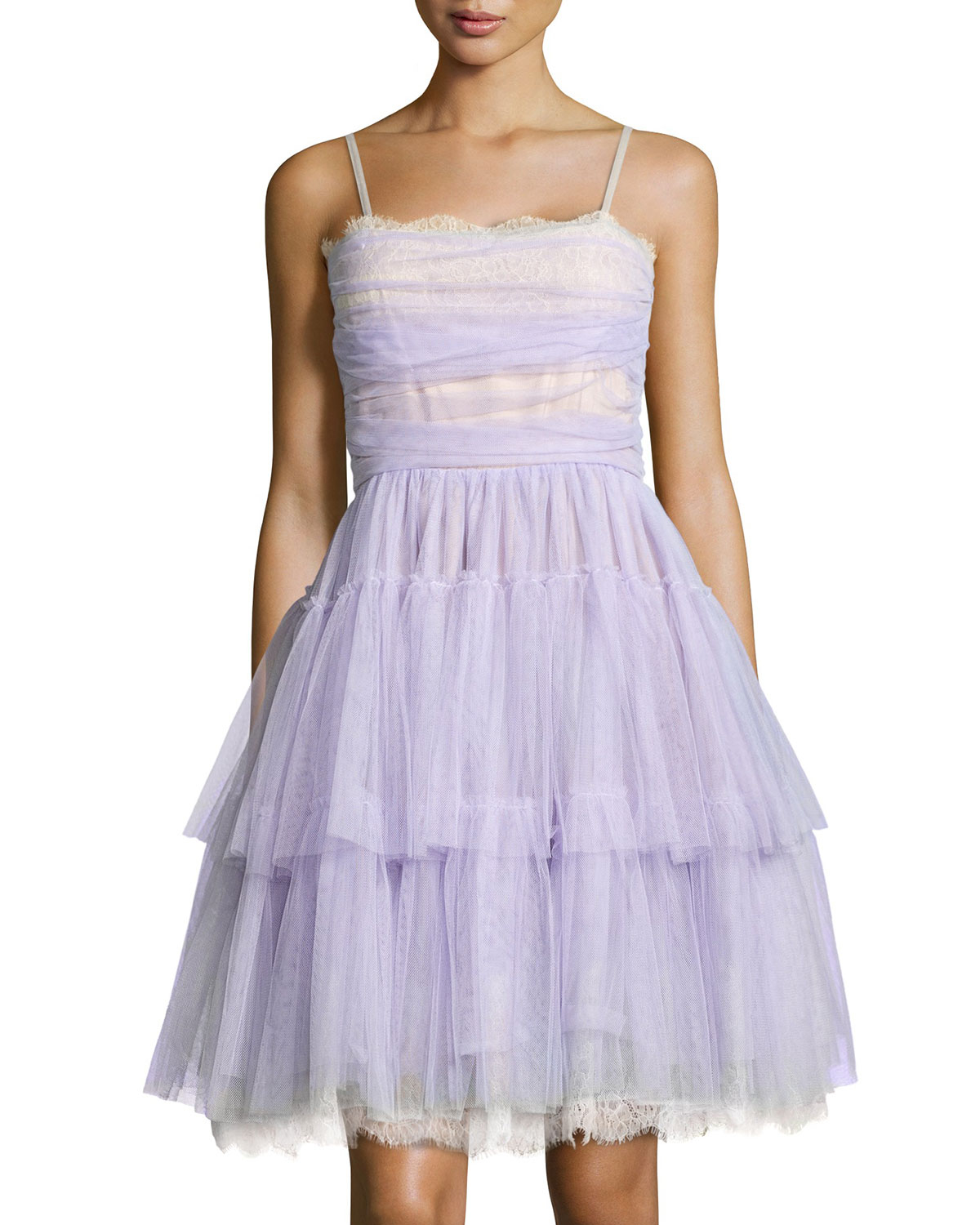 Tulle Cocktail Dresses 57