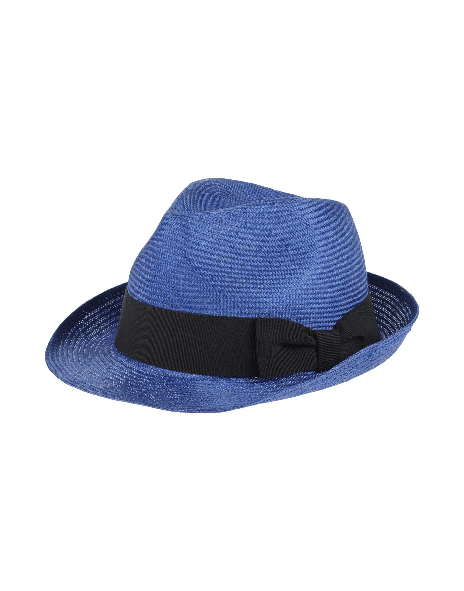 ea494da3f00 Lyst - Kiton Hat in Blue for Men