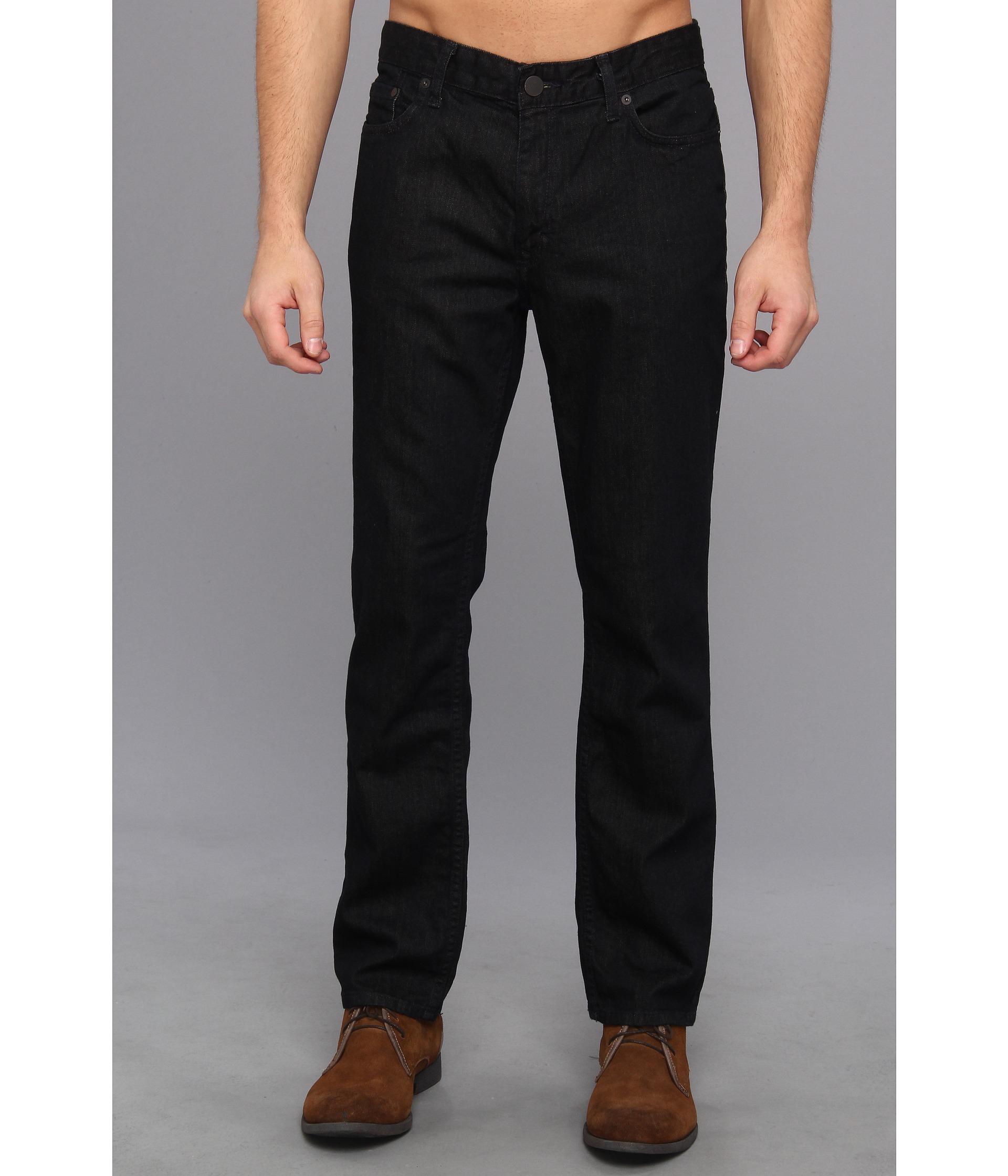 calvin klein jeans blue slim straight denim in tinted. Black Bedroom Furniture Sets. Home Design Ideas