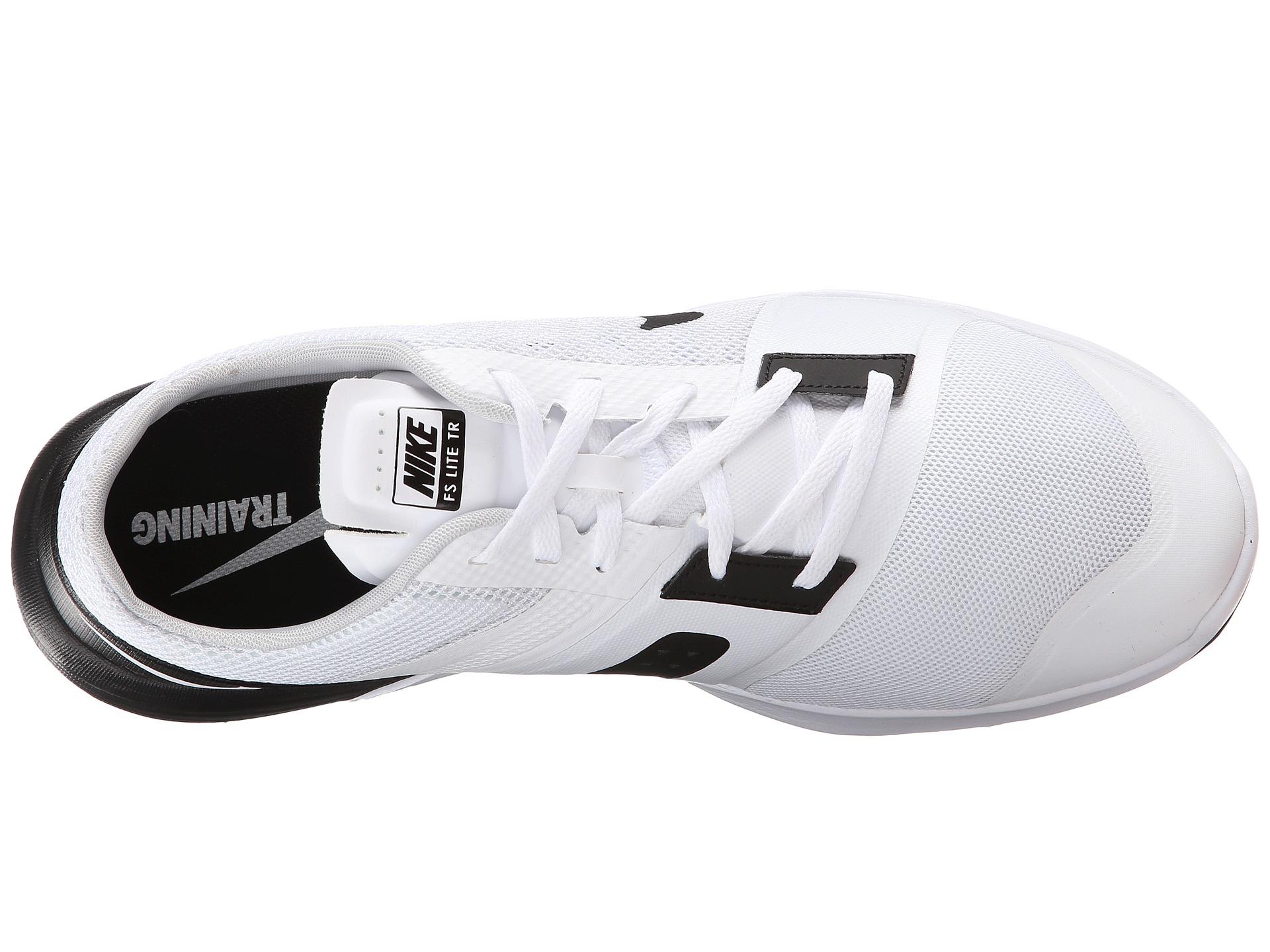 f241cca3a Nike Fs Lite Trainer 3 in White for Men (White Pure Platinum Black)