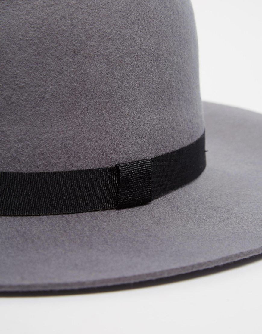 Lyst - Brixton Colton Hat in Gray for Men 183c57c92552
