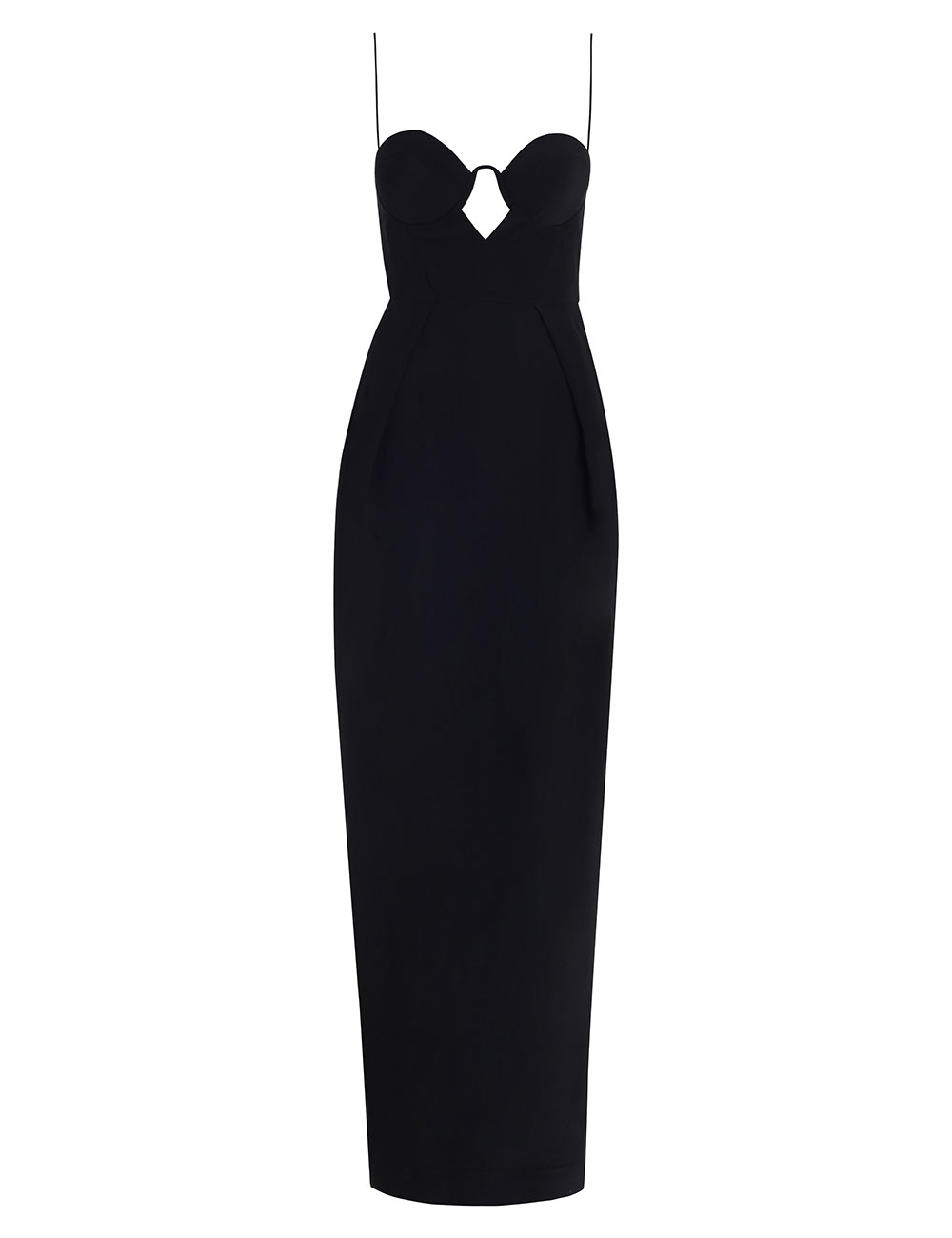 zimmermann black maxi dress