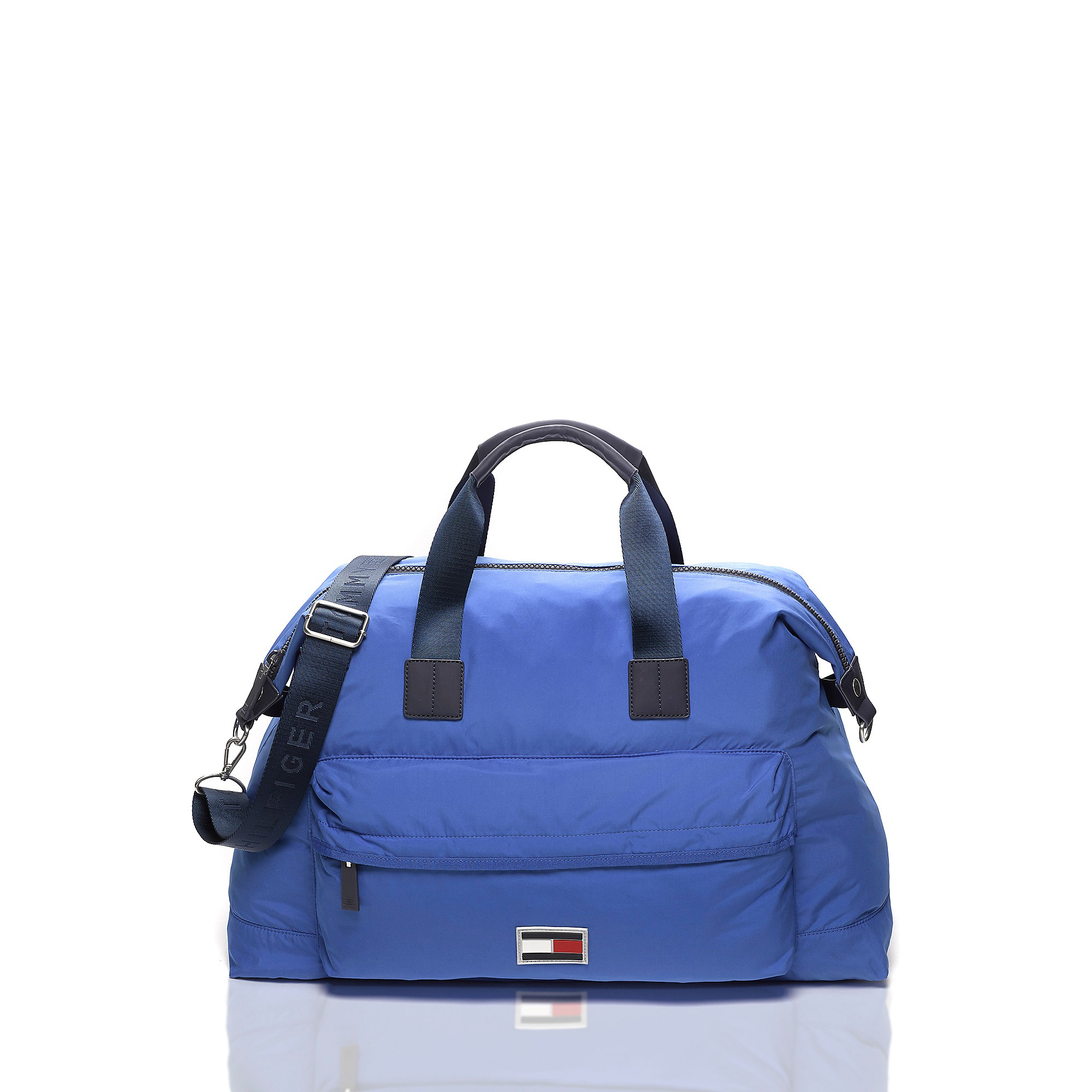 tommy hilfiger sport weekender in blue for men cobalt lyst. Black Bedroom Furniture Sets. Home Design Ideas