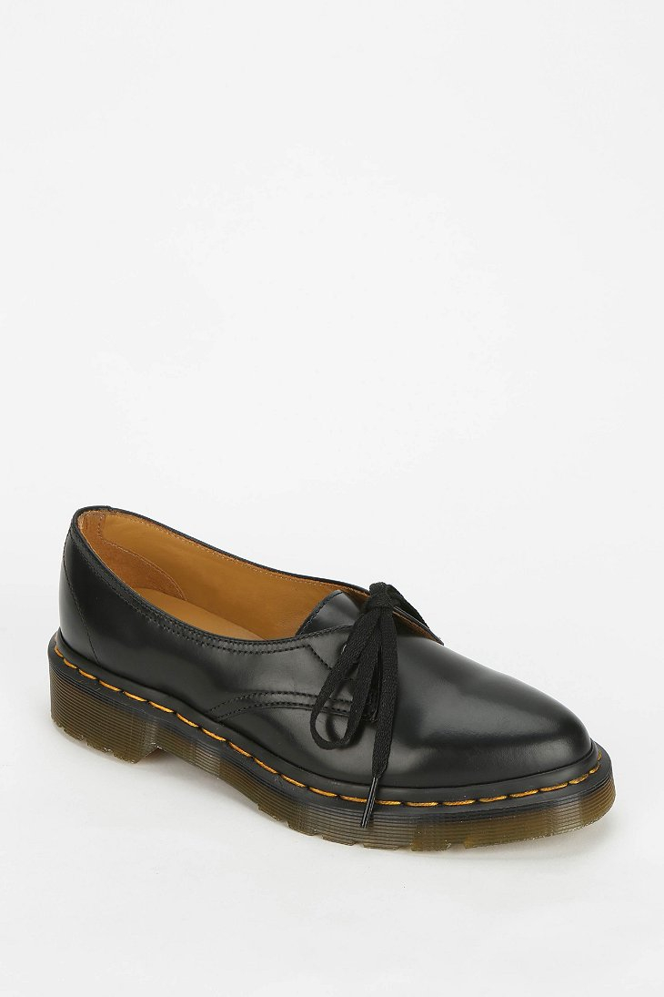 Lyst Dr Martens Siano Oxford In Black