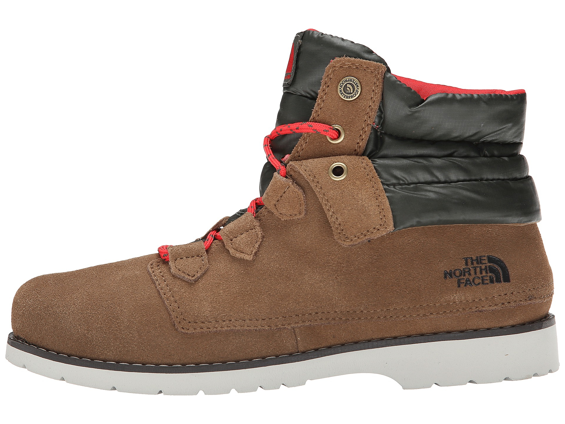 Womens W Ballard Roll-Down Se High-Top Sneakers The North Face ggkZsL