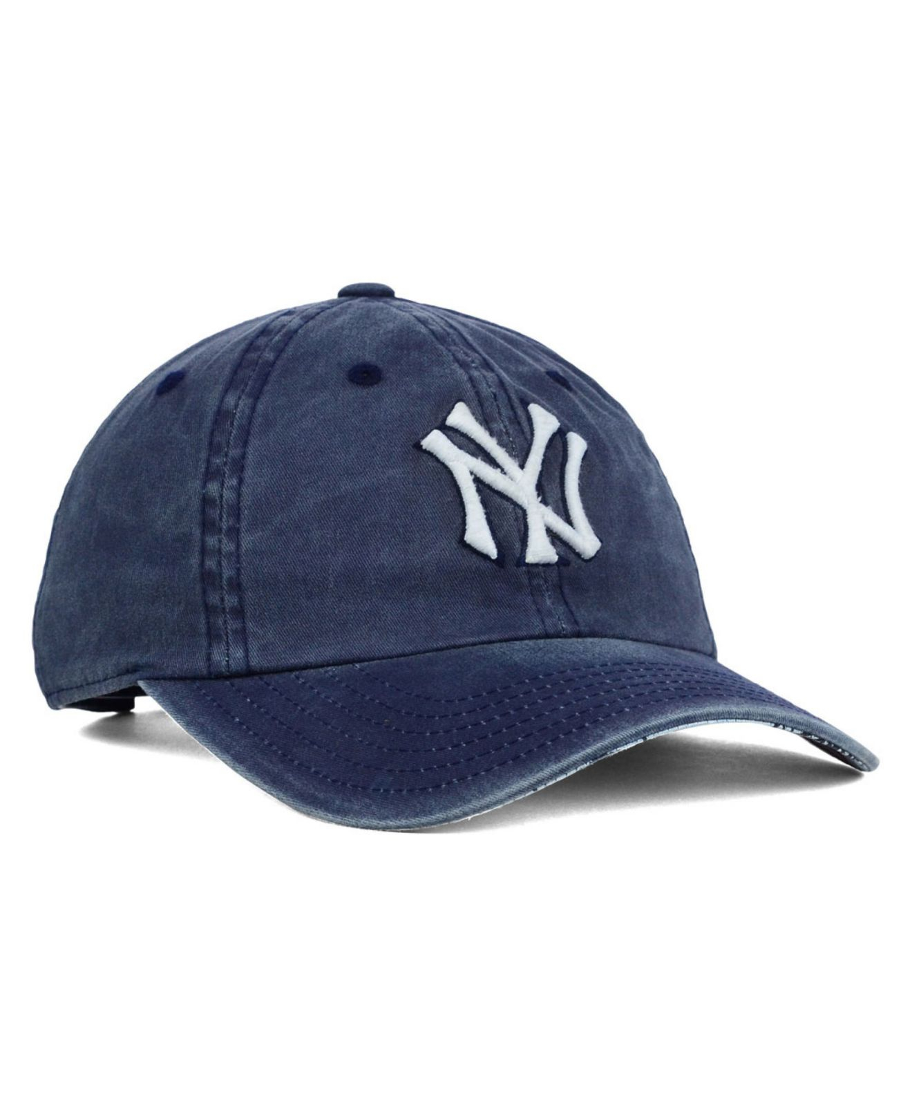 c99f03f8 ... cheap lyst american needle new york yankees new raglan cap in blue for  men 409d5 1f1a8