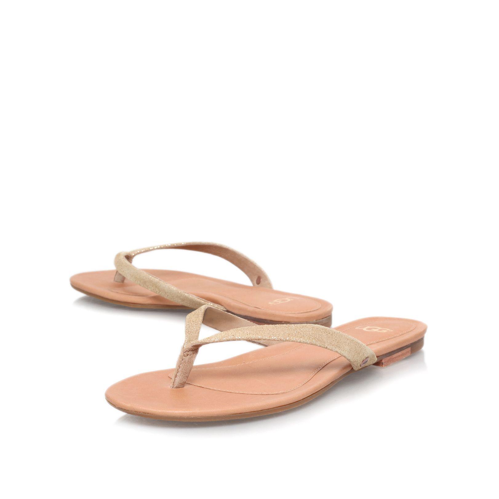 914d244c120c Ugg Slippers Toe Post