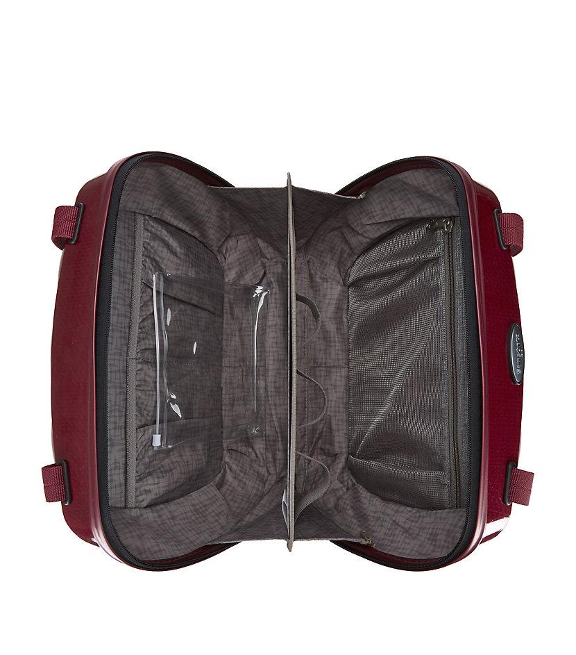samsonite cosmolite beauty case in red lyst. Black Bedroom Furniture Sets. Home Design Ideas