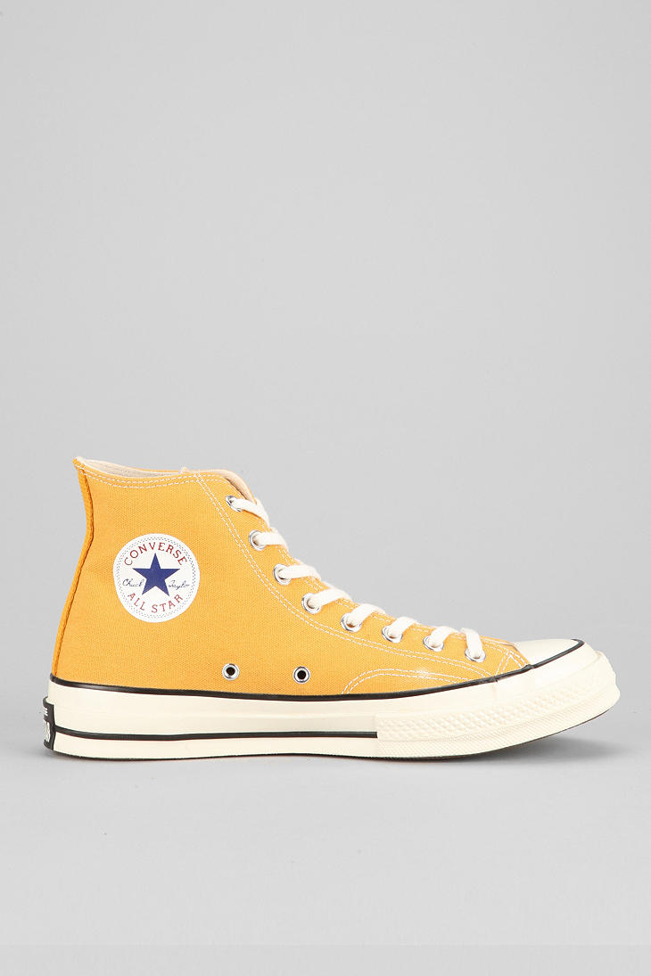 36f16f844fef03 Lyst - Converse Chuck Taylor All Star 70s Mens Hightop Sneaker in ...