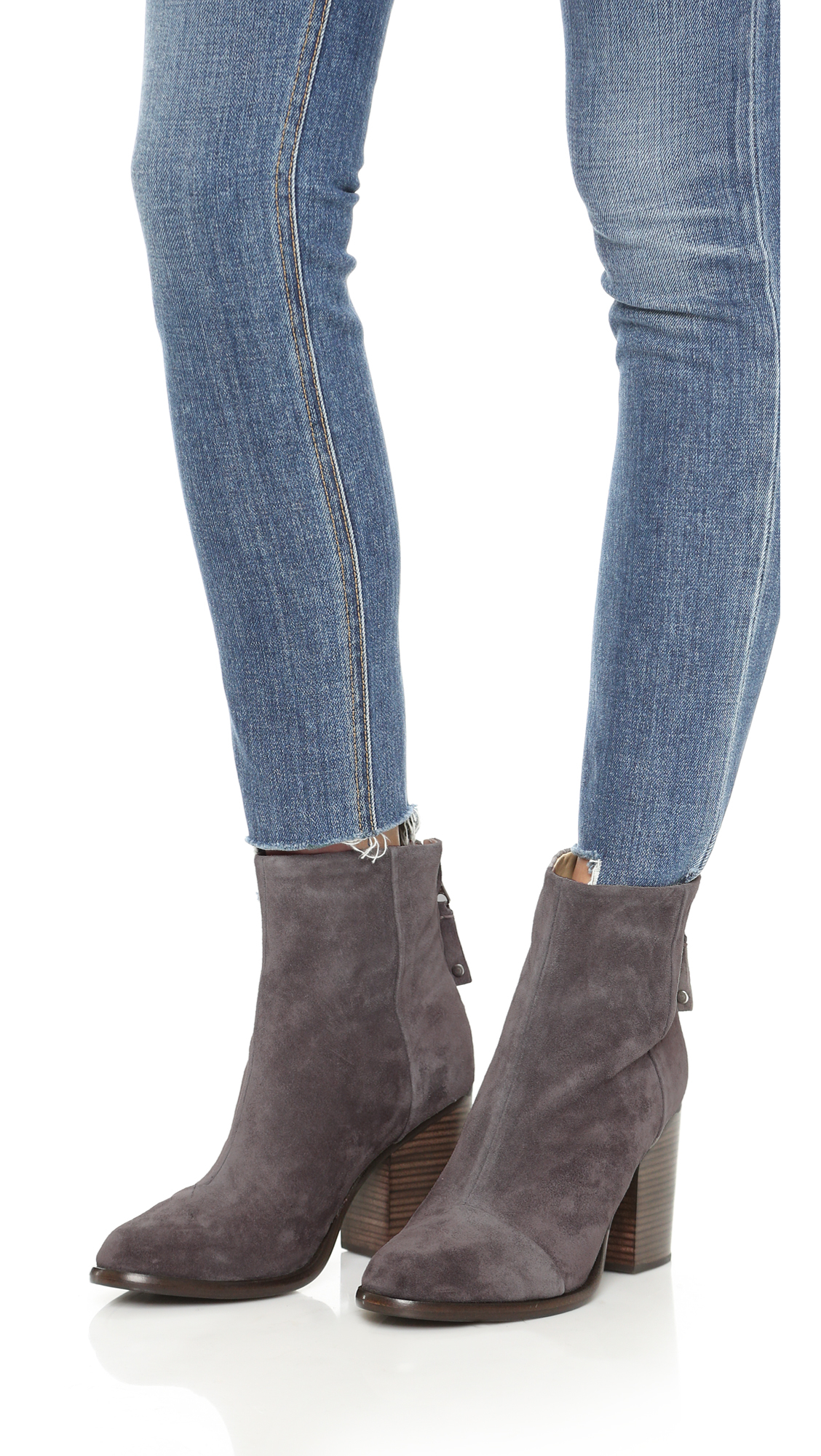 outlet get to buy Rag & Bone Suede Ashby Ankle Boots free shipping cheap real YlTAo9ifRB