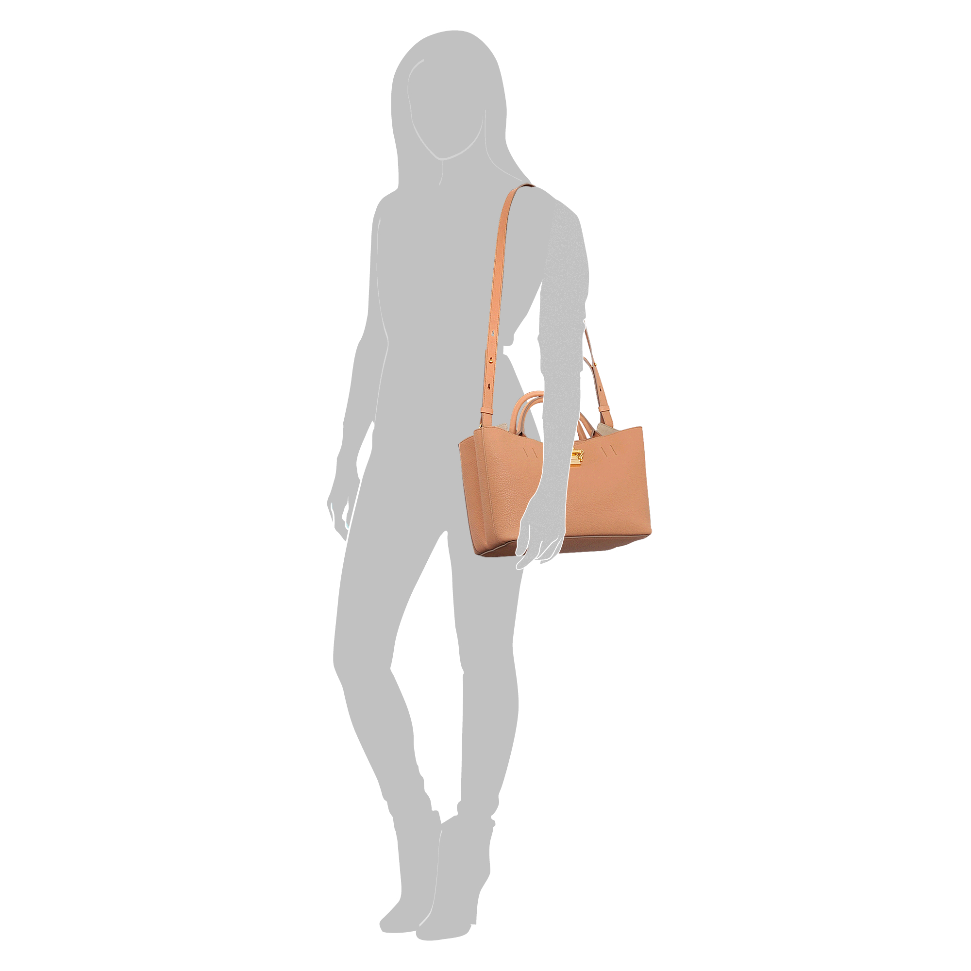 best hand bags - Chlo�� Drew Medium Carry Bag in Brown | Lyst